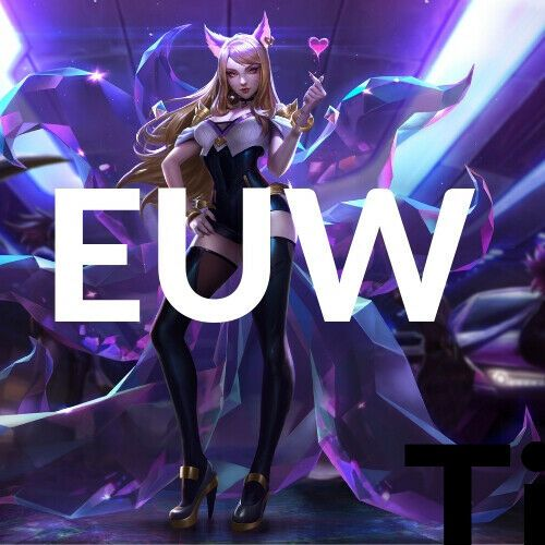 EUW Accounts